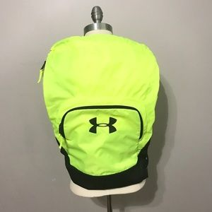 Under Armour T Logo Sackpack Backpack Drawstring B